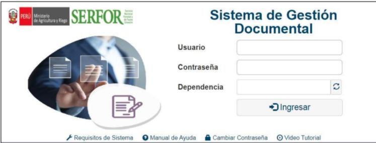 Sistema de Gestión Documental- ATFFS