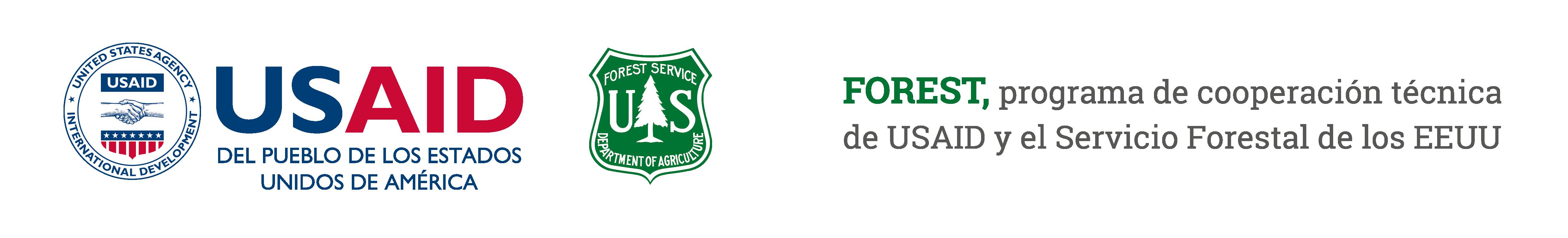 logo forest